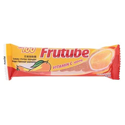 Amazon.com : Lot 100 Frutube Gummy 35g (628MART ...