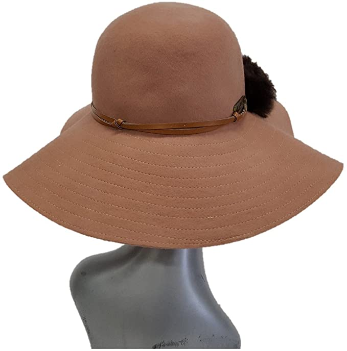 Swan Hat- Hatch Elite Packable Wide Brim 100% Wool Felt Floppy Hat (Tan) at  Amazon Women s Clothing store  8212071b3360