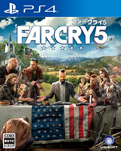 FarCry5の商品画像