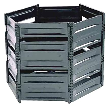 AL-KO 600 Jumbo Negro compostador
