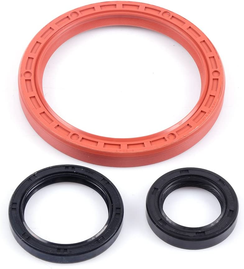 ANPART Timing Belt Kit Fit For 1997-1999 Acura CL 1994-2002 Honda Accord 1998 Honda Odyssey 1998-1999 Isuzu Oasis Timing Belt Water Pump Tensioner Gasket Set