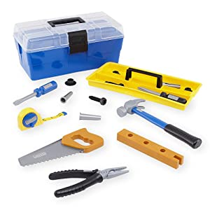 JUST LIKE HOME WORKSHOP TOOL BOX