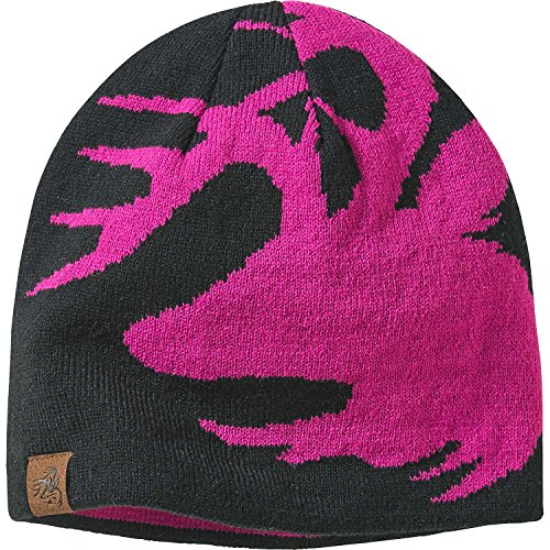 Legendary Whitetails Kids Signature Buck Beanie Black and Pink