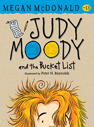 Judy Moody and the Bucket List by [McDonald, Megan]