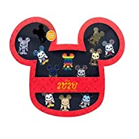 Funko Loungefly: Disney - Year of The Mouse, 12 Pin Limited Edition Set, Amazon Exclusive