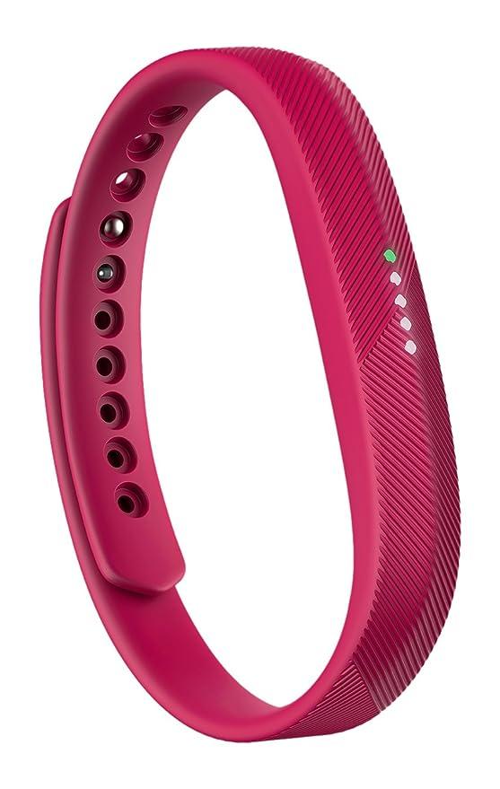 Fitbit Flex 2 Fitness-Armband, Schwarz, Eihnheitsgröße