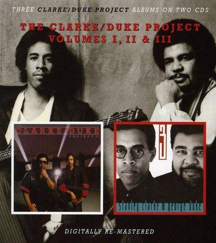 CD : Stanley Clarke - Clarke Duke Project 1 - 3