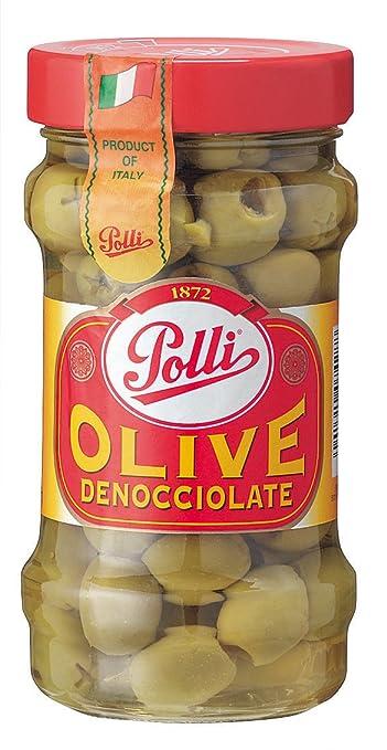 5 opinioni per Polli Olive Verdi Denocciolate Gr.300