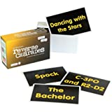 Reverse Charades Board Game - Hollywood Edition - Fun & Hilarious Family Games - For All Ages - Perfect for Parties and Gatherings