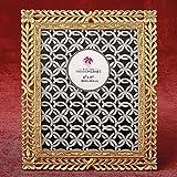 8 Magnificent Gold Lattice 8 x 10 Frames