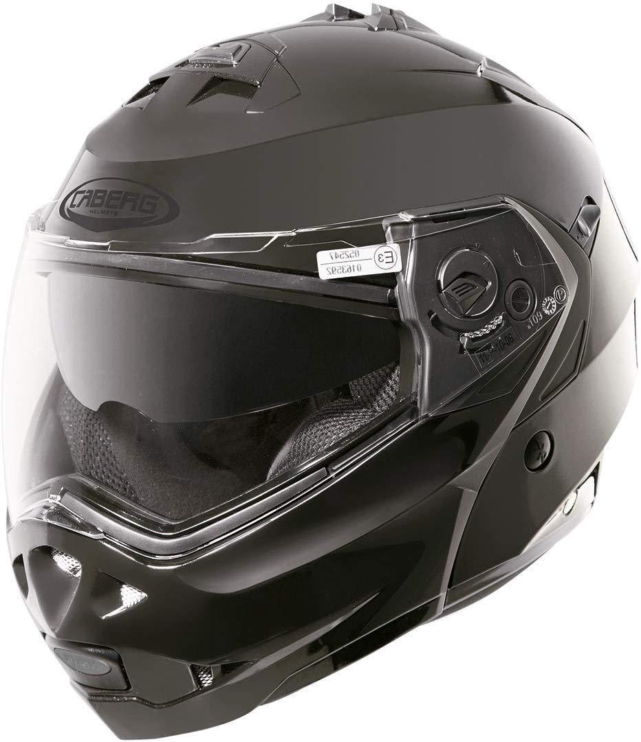 Motorcycle Caberg Duke II Smart Helmet Black XL C0IB0002XL