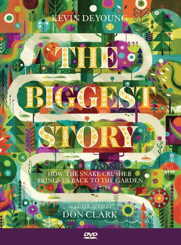 The Biggest Story: The Animated Short Film (DVD) by Crossway Books