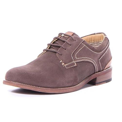 Steve Madden Mychel Hombres Moda Zapatos: Amazon.es: Zapatos y complementos