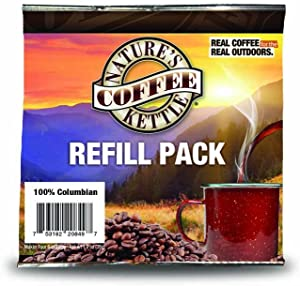 Nature's 100-Percent Columbian Refill Pack