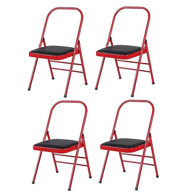 Amazon.com: CJC Sillas de yoga plegables, sillas de ...