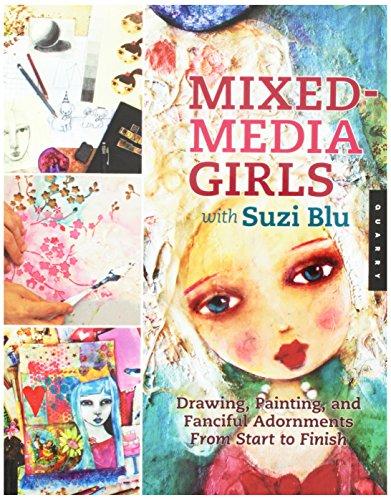 Quayside Publishing Quarry Books, Mixed Media Girls with Suzi - Quarry Kids
