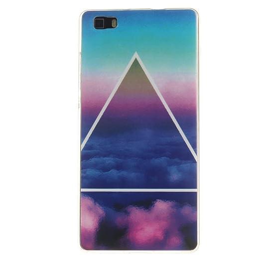 199 opinioni per HUANGTAOLI Custodia in Silicone TPU Case Cover per Huawei P8 lite Smartphone