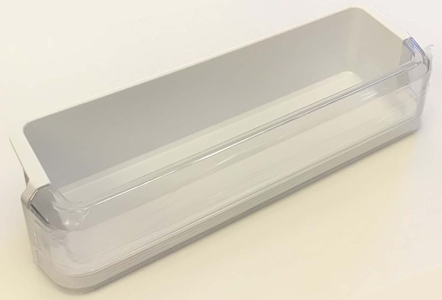 OEM Samsung Refrigerator Door Bin Basket Shelf Tray Assembly For Samsung RS22HDHPNBC, RS22HDHPNBC/AA, RS22HDHPNSR, RS22HDHPNSR/AA