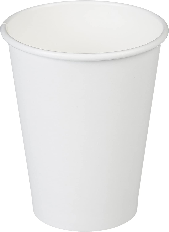 AmazonBasics Paper Hot Cup, 12 oz, 1,000-Count