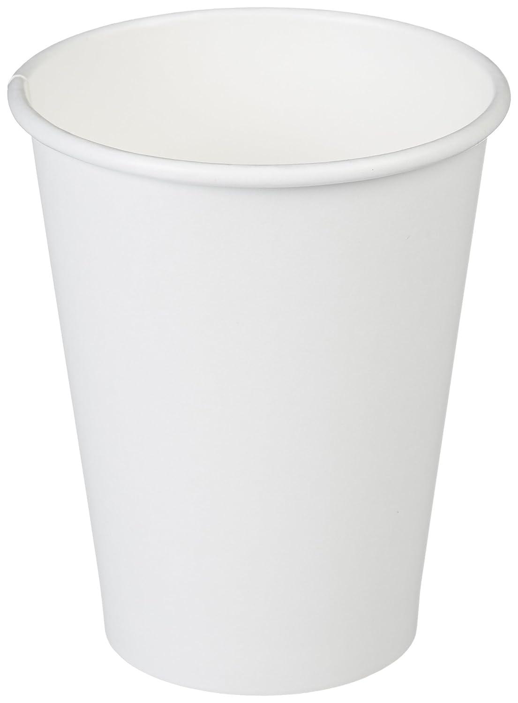 12 oz AmazonBasics 12 oz. Paper Hot Cup, 1,000-Count