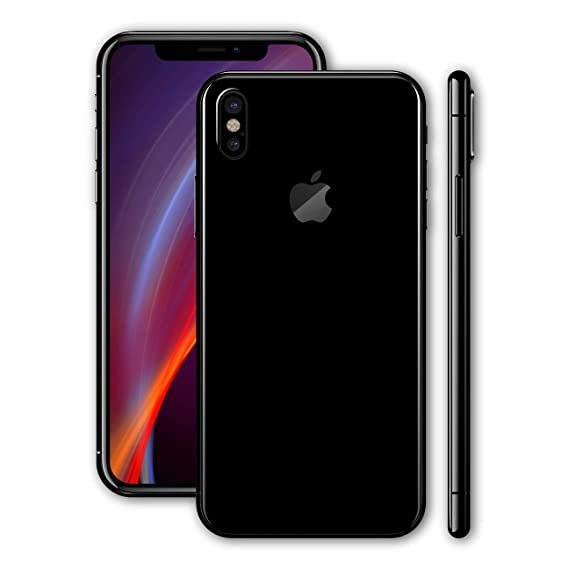 new arrivals 1b03a 5d43e Amazon.com: iPhone X Skin Wrap Cover | Vinyl Decal Protective Skin ...
