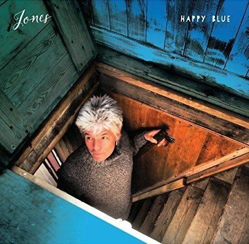 JONES - HAPPY BLUE (INCL. CD) (W/CD) (UK)