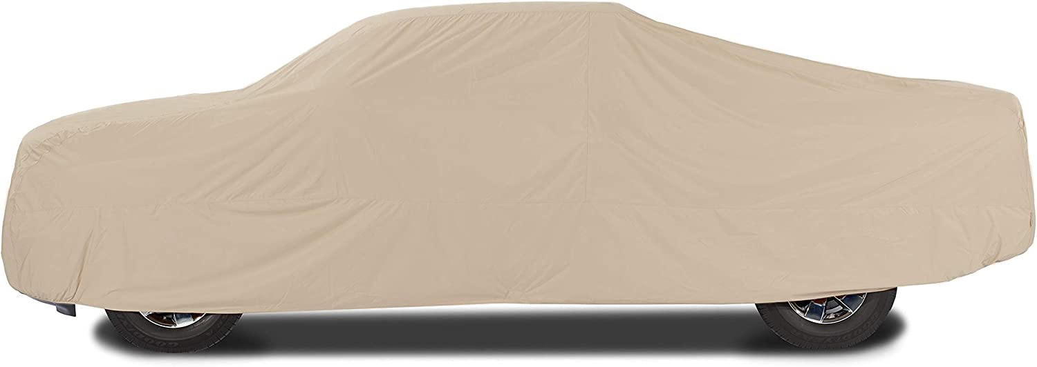 Elite Contour FitSIZE: Mid-Size Ext.//Crew Cab SB Truck Cover 5 YR Warranty Covermates
