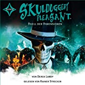 Duell der Dimensionen (Skulduggery Pleasant 7)   Derek Landy
