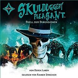 Duell der Dimensionen (Skulduggery Pleasant 7)