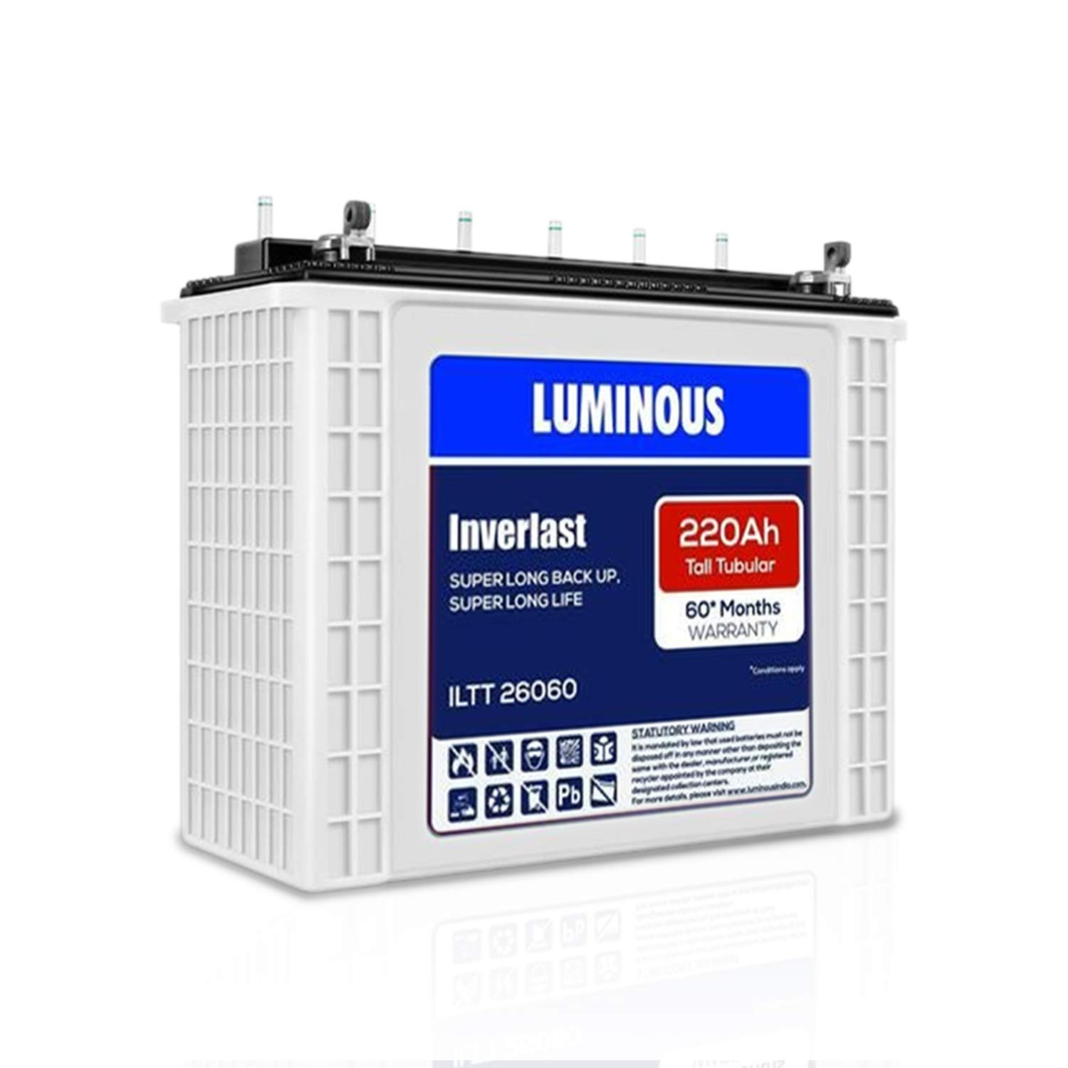 Best Inverter Battery for Home Use in India with Price