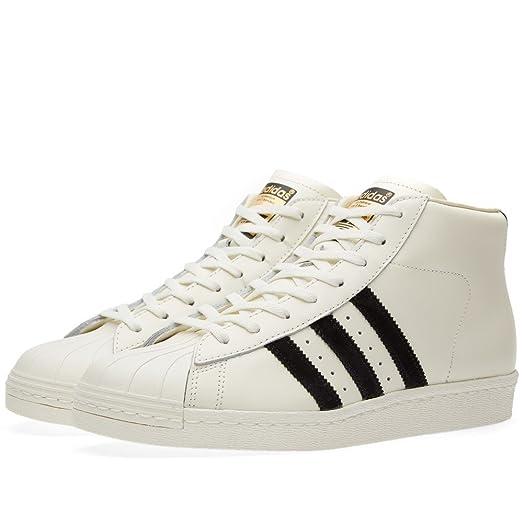 Adidas Originals Mens Pro Model Vintage DLX Sneakers B3524610 5