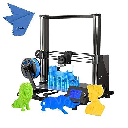 Anet A8 Plus - Impresora 3D actualizada, semiensamblada, 300 ...