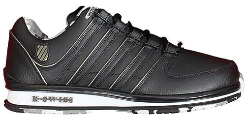 cf9401ba1c6afc Mens Trainers Kswiss Rinzler SP 02283089 Black LACE UP Footwear Sizes 6-12  (UK