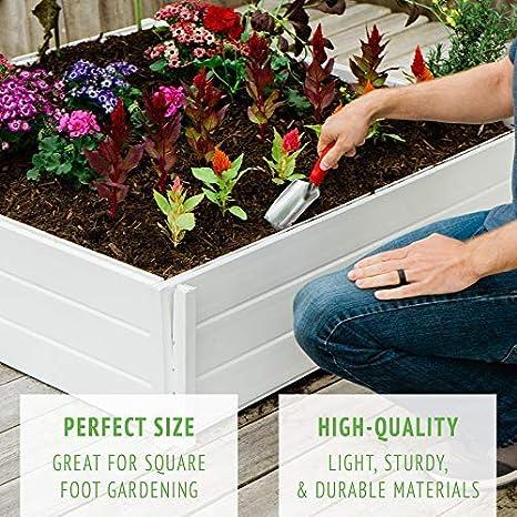 Clean Earth Works caja para macetas: Amazon.es: Jardín