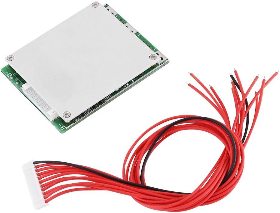 36V 35A 10Series Tarjeta de Protección con Equilibrio BMS Junta de Protección de PCB con Equilibrio para Batería de Li-Ion