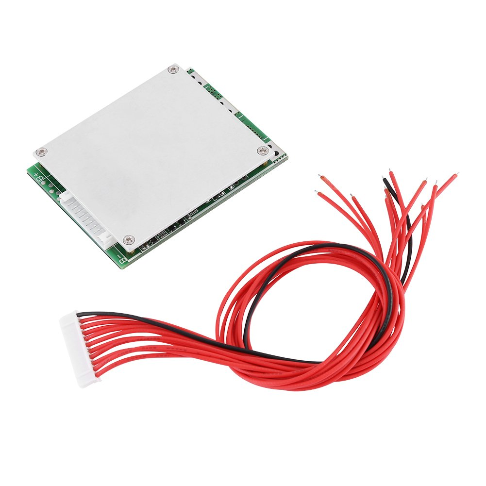 36V 35A 10S Li-ion Battery BMS Protection Board PCB for Ternary Cobalt Cells with Balancing Hilitand