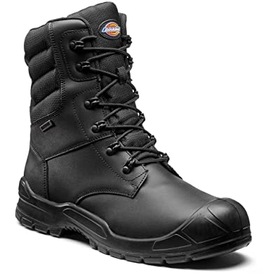 a3f0f16d13f Dickies Trenton Pro Safety Combat Boots Mens Waterproof Steel Toe Cap Shoes