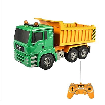 H-sunshy E520-001 1:20 RC Dump Truck Professional 2.4G 6 ...