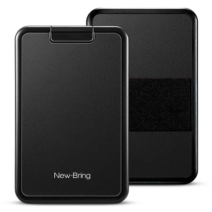 Amazon.com: NewBring - Funda para tarjeta de crédito, diseño ...