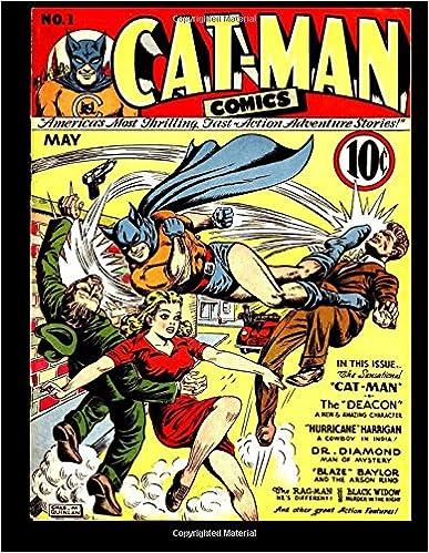 Descargar Ebook para niños gratisCat-Man Comics #1 (Vol  1