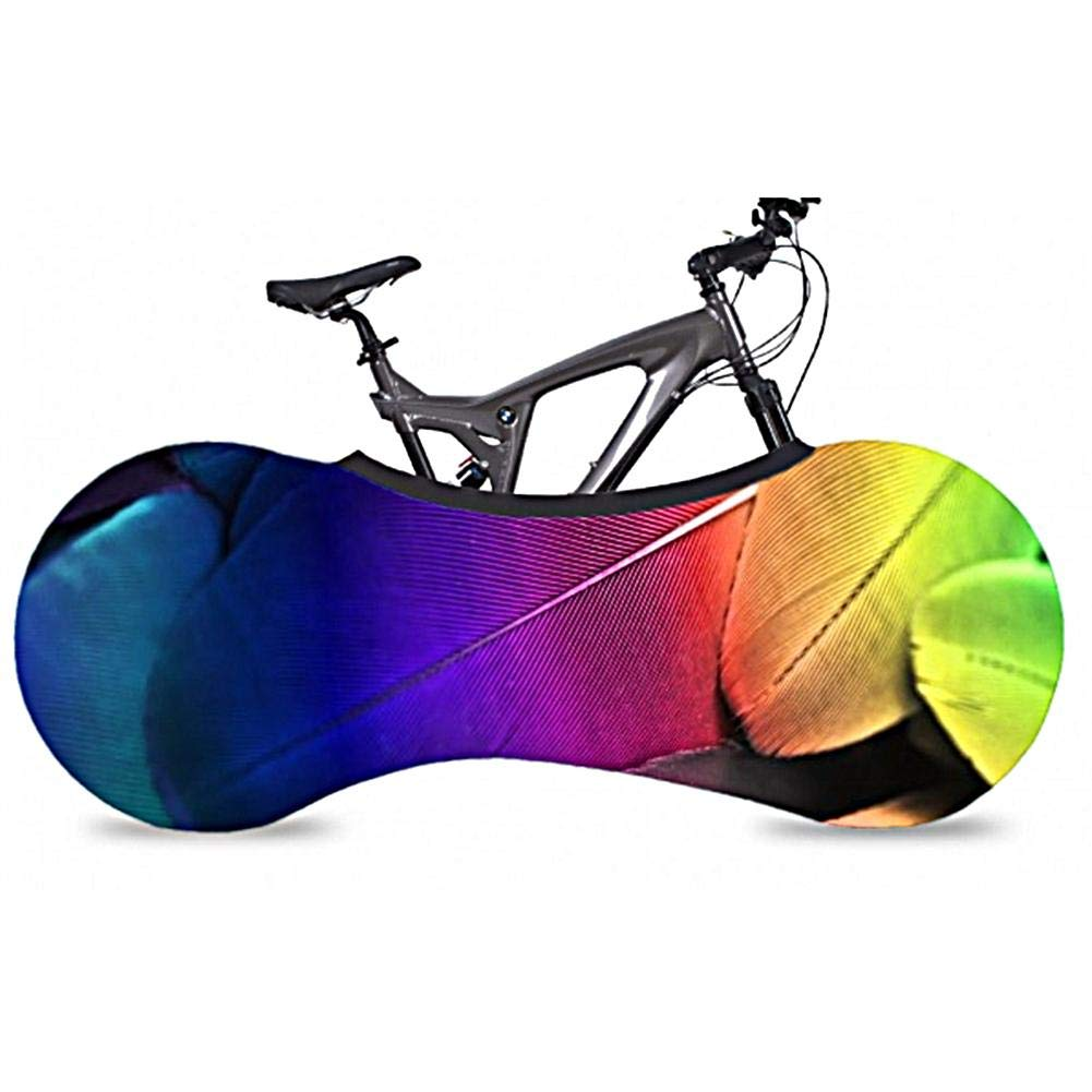 Cubierta protector impermeable bicicleta Monta/ña Carretera polvo Funda para Bicicleta Exterior Guardapolvo el/ástica A Prueba De Protecci/ón Solar Lluvia