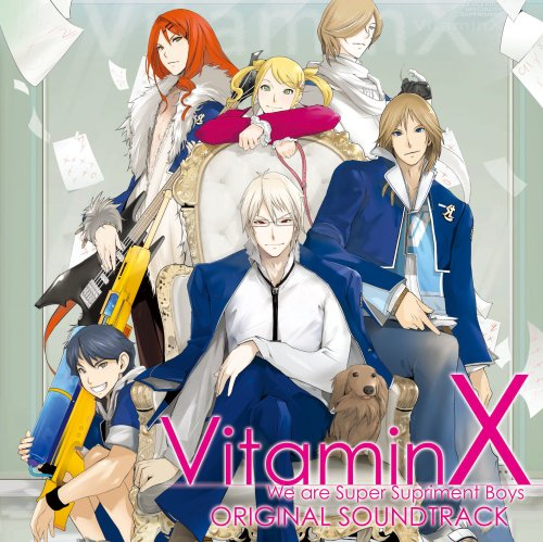 Amazon   VitaminX オリジナルサ...