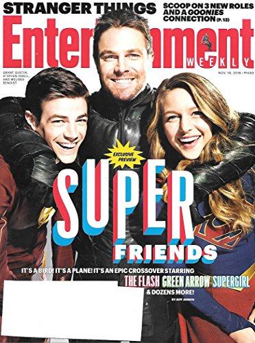 Entertainment Weekly November 18, 2016