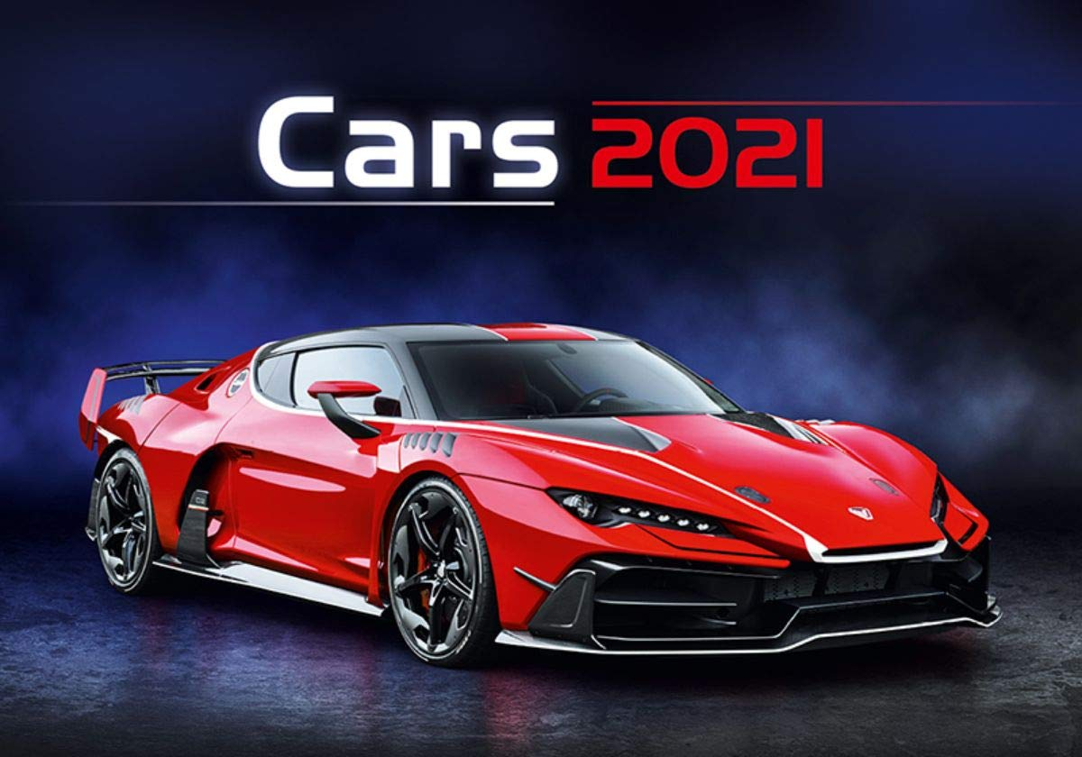 2021 Car Calendar Car Calendar   Calendars 2020   2021 Wall Calendar   Exotic Car