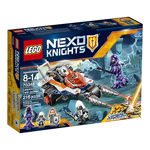 LEGO NEXO KNIGHTS Lance's Twin Jouster 70348