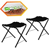 Onefeng Sports Foldable Kayak Stand Kayak Storage Rack Ground Storage Stand Rack Perfect for Getting Your Boat of Ground…