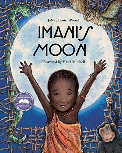 Imani's Moon by Mackinac Island Press