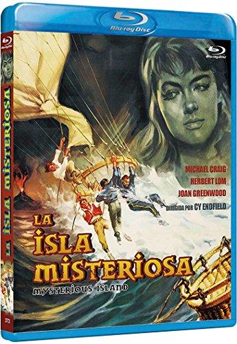 La Isla Misteriosa / Mysterious