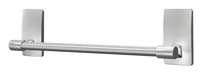 Command Toallero, Metal, Níquel Satinado, 30x4.75x7.74 cm: Amazon.es: Hogar