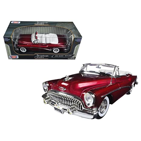 Amazon Motormax 118 1953 Buick Skylark Toys Games